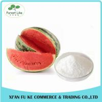 China Manufacture Sales Directly GMP Certificate Watermelon Extract L- citrulline on sale