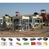 Wholesale concrete block making machine supplier in China from china suppliers