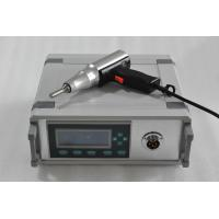 Wholesale Ultrasonic Spot Welder Equipment  , Small Welding Machine For Automotive Interior Parts from china suppliers