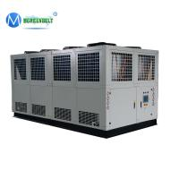 Wholesale -5deg Celsius 30 tons Air Cooled Glycol Chiller with Scroll Compressor R410a Gas from china suppliers