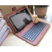 """Wholesale Small Cartoon  7"""" Keyboard Tablet Protective Case Stand Holder With Usb Cable from china suppliers"""