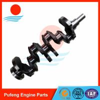 Wholesale auto crankshaft wholesale, 1E crankshaft 13400-10010 for Toyota Corolla from china suppliers