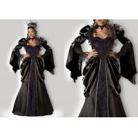 Wicked Queen 1056 Female Halloween Costumes , New Queen Elsa Dress Adult Princess Costume