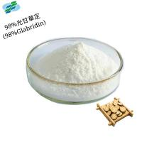 China Glabridin Cosmetic Raw Material Licorice Root Extract Powder Cosmetic Addtitives on sale