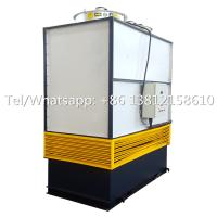 China Free maintenance evaporative air cooling water chiller machine on sale