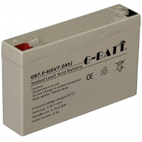Wholesale Communication System F250 7ah 6V Lead Acid Battery from china suppliers