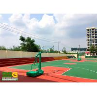 Buy cheap Silicon PU Athletic Court Floor Poly Floor Coating Paint Material from wholesalers