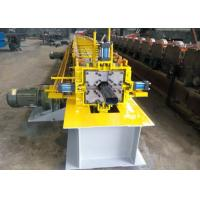 Quality Rain Gutter Downspout Roll Forming Machine Seperate Bender For Color Steel for sale