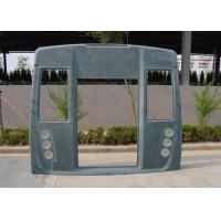 China High Strength FRP Bus Body Parts FRP Bumper Support Customized Size on sale