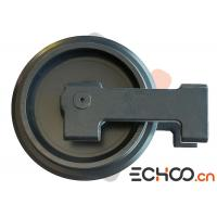 Strongly Pressure Resistant Mini Excavator Front Idler With Steel Material