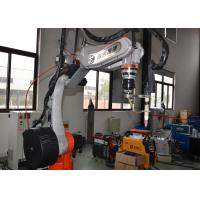 China High Quality Robotic Welding For Aluminum , Welding Robot Cell High Running Speed on sale