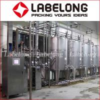 Quality Automatic Juice Filling Machine / Liquid Filling Machine For 600ml Glass Bottle for sale