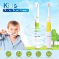 China Smart Timer Baby Teeth Care Products 16000 Strokes Per Minute Cute Design on sale