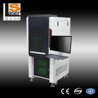 Quality Fiber Laser Marking Machines 20w Mopa Laser  For Alumina for sale