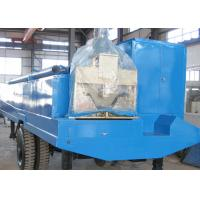 China Roof Beam Large Span Cold Roll Forming Machine Curved No Girder Arch Roofing on sale