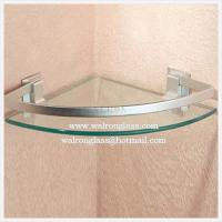 Wholesale 6mm Sector Shape Clear Tempered/Toughened Glass with CE from china suppliers