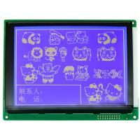 Dot Matrix Type Graphic LCD Module COB Bonding Mode For Communication Equipment