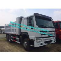 Quality SINOTRUCK HOWO 336/371 Hp 6X4 Heavy Duty Dump Truck New Style for sale