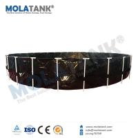 Wholesale Molatank Soft RAS Fish Farming Water Tank with Ornaments and Air Blower on Hot Sale from china suppliers