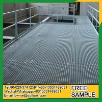 Wholesale Denver floor grating standard duty grate galvanized steel grating factory price from china suppliers