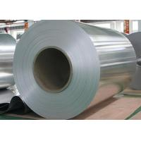China Pipelines Covered Aluminum Coil Stock Thermal / Heat Insulated Oem Service on sale