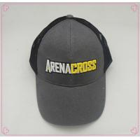 Fitted Plain Visor Wool Unisex Baseball Caps UK Style 2D Embroidering Advantage Available