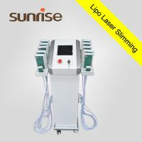 Wholesale Lipo laser weight loss / lipo slimming / 650nm 940nm laser diode machine from china suppliers