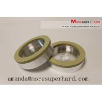 Wholesale 6A2 Vitrified Bond Diamond Grinding Wheel for Ceramic for Pcd Tools from china suppliers