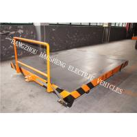 Buy cheap Steel Tow Frame Atv Hauling Trailers , Utility Atv Trailer 8000kg Load Capacity from Wholesalers