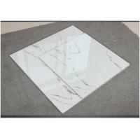 China Antique Square Marble Stone Tile / Polished Marble Tiles Bathroom on sale