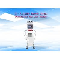 Wholesale Vertical Type Hydra Peel Machine , 6 In 1 High Power Aqua Facial Machine from china suppliers
