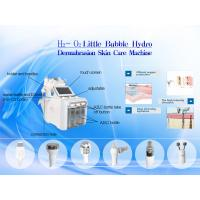 Wholesale H2O2 Hydra Dermabrasion Machine , Oxygen Jet Peeling Hydrafacial Device from china suppliers