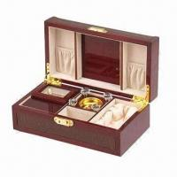 Wholesale Wooden Gift Box, 10mm Thickness from china suppliers