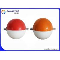 Wholesale Aviation Obstruction Sphere Alerting Aircraft Warning Balls AH-AWS Red Emitting Color from china suppliers