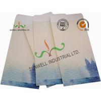 Wholesale Lotus / Fish Pattern Custom Printed Envelopes Special Size Kraft Coated Paper from china suppliers