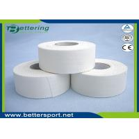 Buy cheap 2.5cm White colour Latex free zinc oxide athletic Rigid Rayon Tape Porous Sports from wholesalers