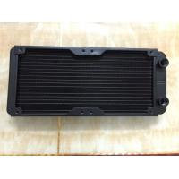 Wholesale G1/4 screw thread aluminum 240mm cpu radiator from china suppliers