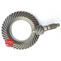 Wholesale Crown Wheel and Pinion Gear adopted on ISUZU FTK Rear ISO / TS 16949 58~62 HRC from china suppliers