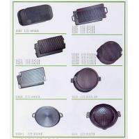 China cast iron grill and griddle on sale