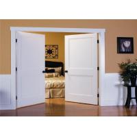 Wholesale WPC Friendly Wood Composite Door Customized Color Unfinished Surface ROHS Approval from china suppliers