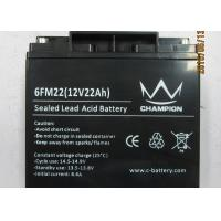 Wholesale Sulfuric Sealed Lead Acid Battery 12v / Rechargeable Lead Acid Battery from china suppliers