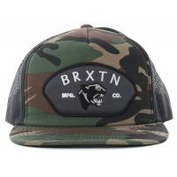 Wholesale Camouflage Five Panels mesh back snapback hats For Fly Racing Embroider Swatched Logo from china suppliers