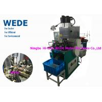 Wholesale 1 Motor Vertical Electric Motor Winding Machine , Automatic Power Transformer Winding Machine from china suppliers
