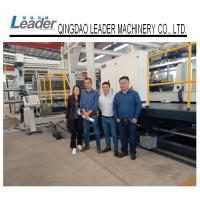 Wholesale PVC Sheet Extrusion Line 200-600kg/h Capacity For Civil Buildings from china suppliers