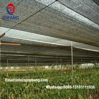 Wholesale durable black 70% Shade Net for greenhouse from china suppliers