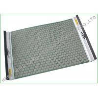 Buy cheap Single Side Tension Drying Rock Shaker Screen For Solids Control Longer Screen from wholesalers