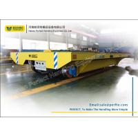 Wholesale 30 tons Explosion Proof Industrial Transfer Trolley Cart with Large Capacity from china suppliers