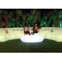 Waterproof Glowing LED Sofa Starlish Brand Sofa For Bar And Home