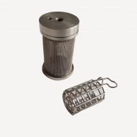 Wholesale ss304 60 Mesh Dissolution Basket For Teledyne Hanson Research from china suppliers
