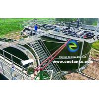 Buy cheap High-quality Sludge Holding Tank For Wastewater Treatment Project from wholesalers